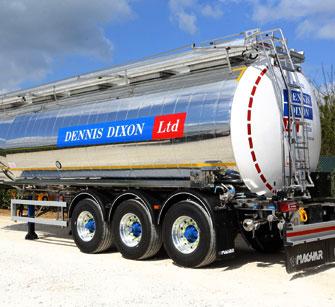 Tanker Dennis Dixon Ltd